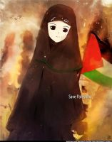 Save Palestine by studioedelyn