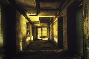 The light at the end by kromo