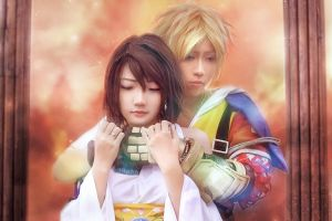 Final Fantasy X - The Ending by nyaomeimei