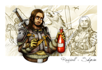 Russell of Skyrim by OrlaPrion