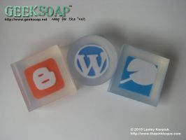 Blog Platform GEEKSOAP by pinktoque