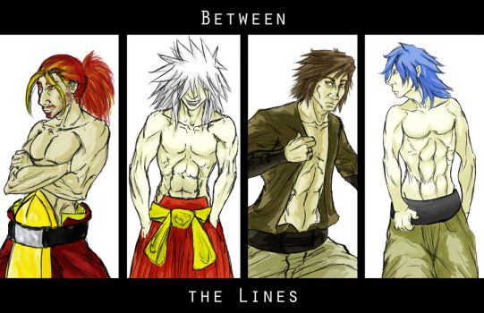 Between the Lines by hotora