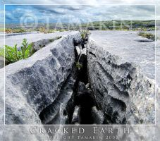 Cracked Earth by Tamakin