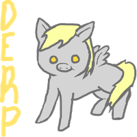 Derpy :D by Perry--Agent