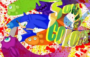 sonic colors 2 by shoppaaaa