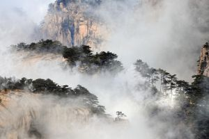 Huang Shan Mountain-17 by SAMLIM