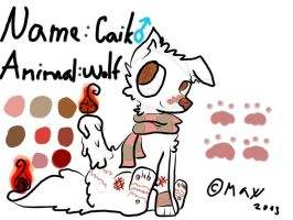 Caik Ref By Maxis-Cookies by Dannyman12