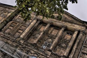 Old Museum by damagefilter