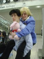 Ouran high cosplayers by angelic-cat15