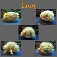 Mini-Ons: Series 1- Frog by Ryaven