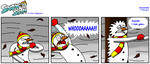 Snow Sam Comic 33 by BluebottleFlyer