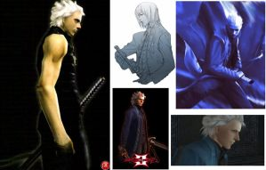Vergil by Heart-of-Dissidia
