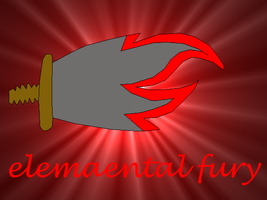 elemantalists fury:gift weapon by blix225