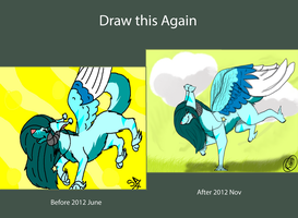 Draw this again by WolfxTracks
