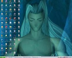 My Awesome Wallpaper by LadySephiroth