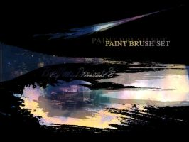 Paint Brush set by Miss-deviantE