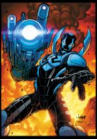 Blue Beetle by Tonywash