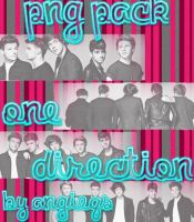 Png Pack One Direction By Angieqs by AngieQs