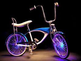 Blue Bike 1 by caesar1996