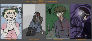 Neph Age meme by HarvesterofPearls