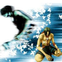 One Piece Ace and Ruffy 2003 by korn4live