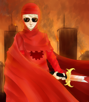 Dave Strider by black-labrador