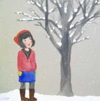 l'hiver. by sunflower-0
