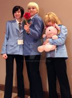 Ouran 03 by StarryAry