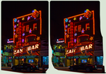 Toronto Night Club 3D ::: HDR/DRi CrossView Stereo by zour