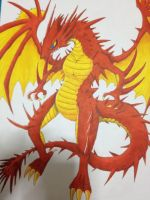 Red Dragon by Upchuck2