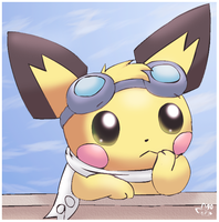 Thinking by pichu90