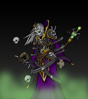 Arch lich by Lordstevie