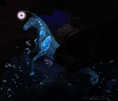 Water Horse by Astralseed