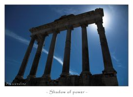 Shadow of power by frescendine