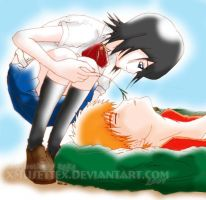 IchiRuki: Under the Sun by xmusettex