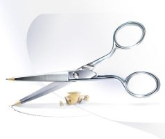 scissors? by overcover