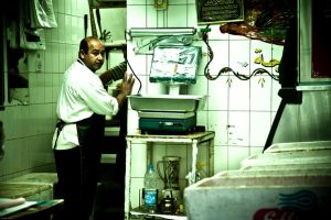 at the butcher by tuebengtsson