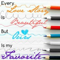 Every Love Story Is Beautiful by GreenSolarRay