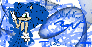 Sonic by xItsElectric