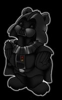 darth care bear by yayzus