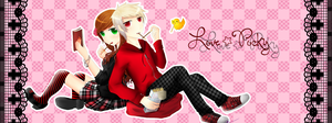 APH: Love . Pocky by MaeMe96