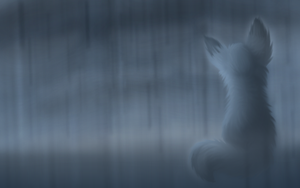 Rain -speedpaint- by SoberDOGS