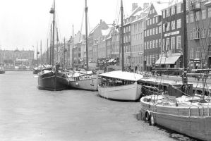 Nyhavn by Itapao