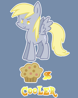 Muffin Percent cooler by Pon3Splash