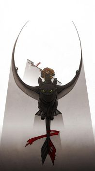 HTTYD - To Arms by Malliya
