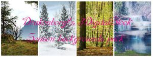 Nature-seasons background pack by 3DigitalStock