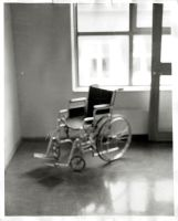 Silent Hill - The Wheel Chair by dawnland