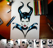 Maleficent by Adri90