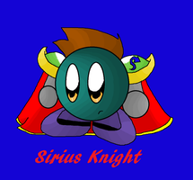An Old Picture of Sirius by iMetaKnight