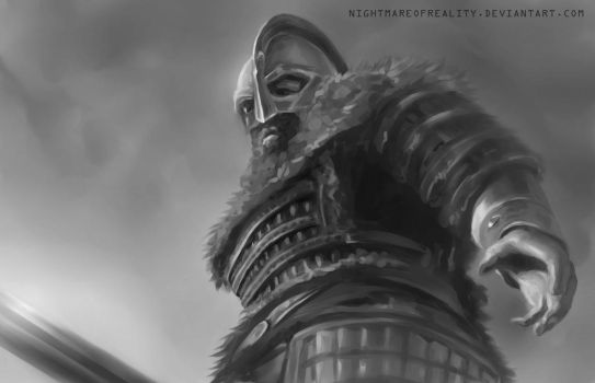 For Honor by NightmareOfReality